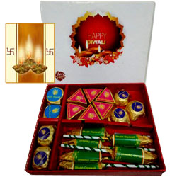 Exclusive Diwali Chocolates in Fireworks shapes