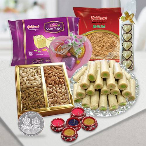 Heavenly Treat Diwali Gift Basket