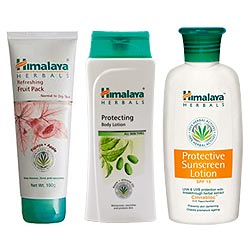 Himalaya Herbal 3-in-1 pack