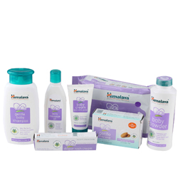Admirable Himalaya Baby Care Set with Hint of Affection