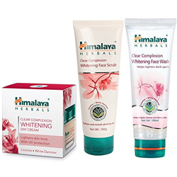 Remarkable Gift Set of Himalaya Complexion Care Combo