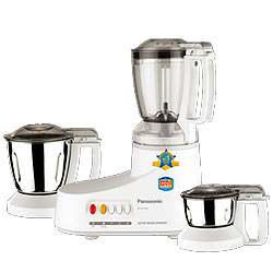 Superb Mixer Grinder from Panasonic with 3 Jars