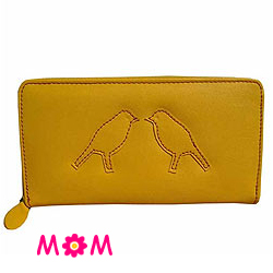 Amazing Spice Art Yellow Wallet for Women