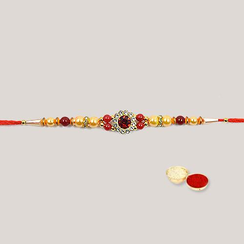 Spectacular Rakshan Bandhan Collection of Rakhi, Roli Tilak and Chawal