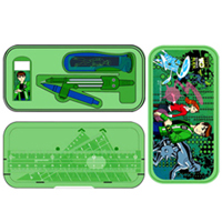 CN Ben 10 Geometry Set Case