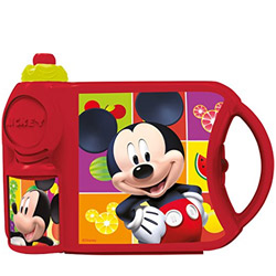 Eye-Catching Kids Essential Mickey Combo Tiffin Set