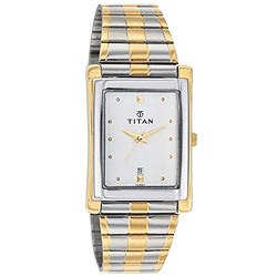 Stately Gents Watch from Titan