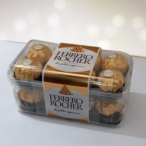 Marvelous Ferrero Rocher Chocolate