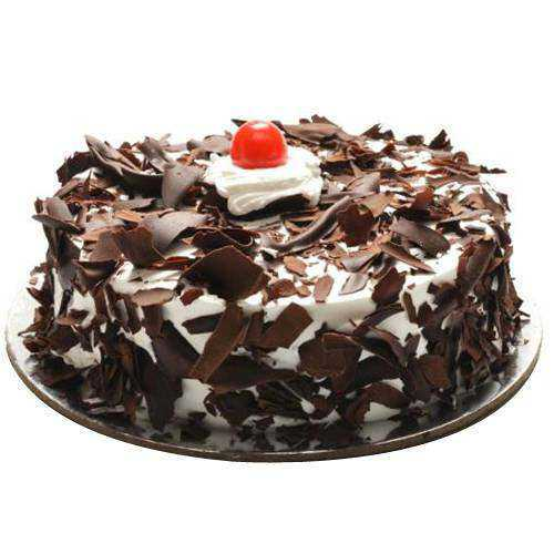 Delectable Black Forest Cake