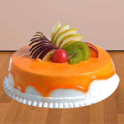 Lip Smacking Fresh Fruit Cake<br>
