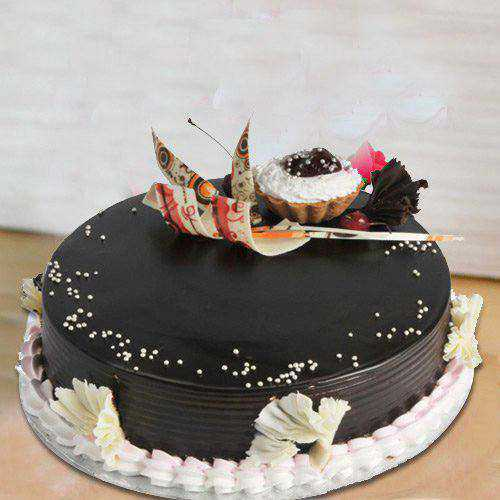 Yummy Truffle Cake from 3/4 Star Bakery