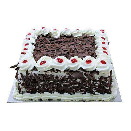 Lip-Smacking Black Forest Cake