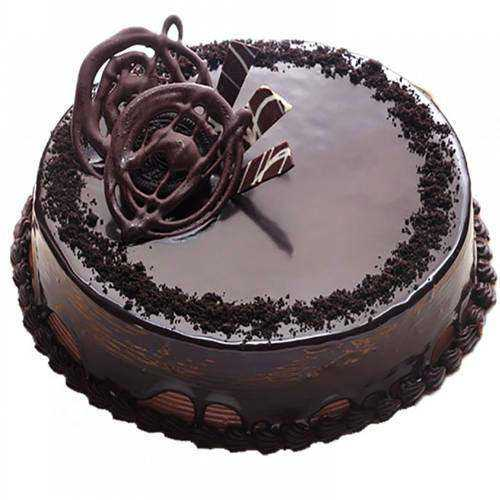 Fabulous Chocolate Truffle Cake