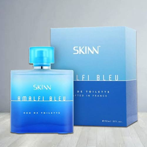 Attractive Fragrance of Amalfi Bleu by Titan Skinn for Men