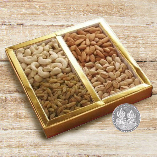 Delightful Diwali dry fruits