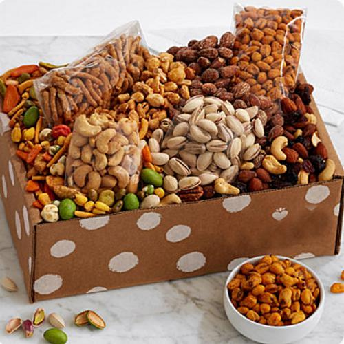 Special Gift Box of Dried Fruits n Gourmet