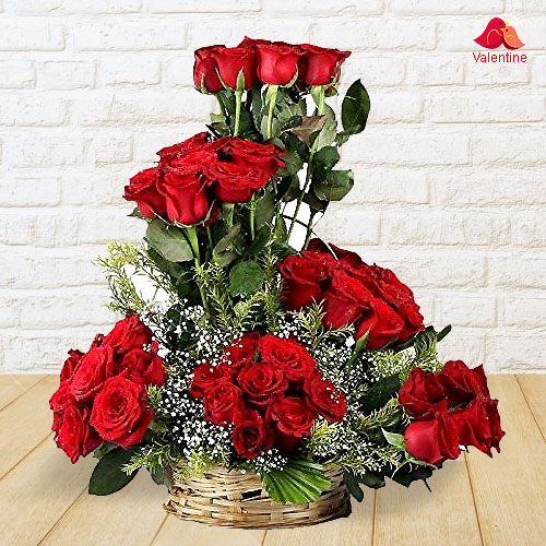 Constant Fervency Valentine's Day Rose Assortment