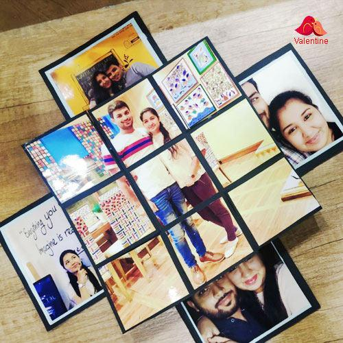 Special Personalized Photo Mosaic