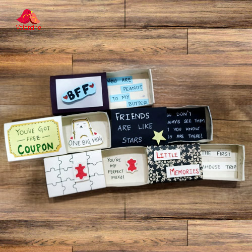 Magical Quirky Match Boxes