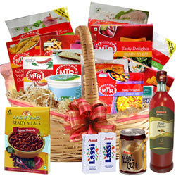 Traditional Indian Lunch Ideas Gift Hamper