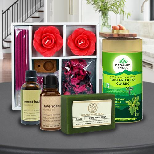 Amazing Aromatic Evening Gift Hamper