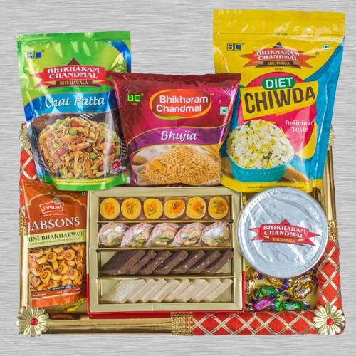 Wonderful Assorted Food Hamper