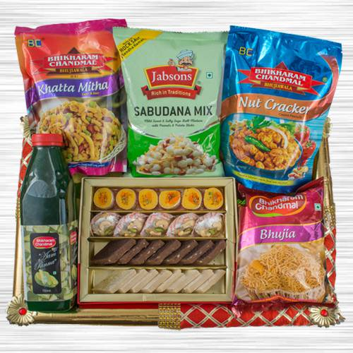 Marvelous Assorted Food Hamper