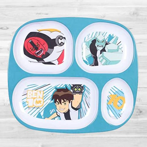 Marvelous Ben 10 Fooding Set for Kids