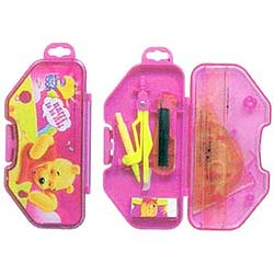 Exclusive Disneys Winnie The Pooh Geometry Set Case for Kids