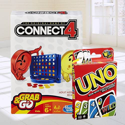 Exciting Combo of Indoor Games for Kids N Family