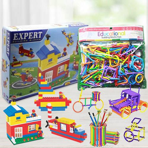 Exclusive Building Blocks Set for Kids