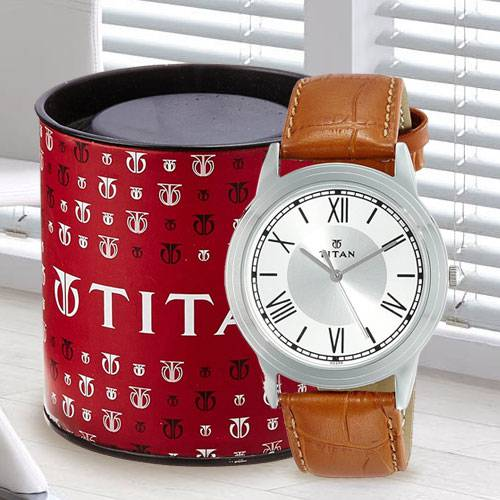 Exclusive Titan Analog Mens Watch